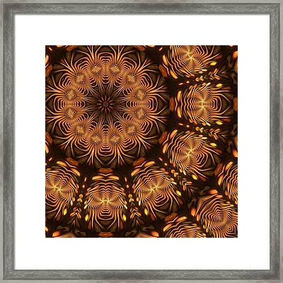 Pipeworks Charisma-3 Framed Print by Doug Morgan