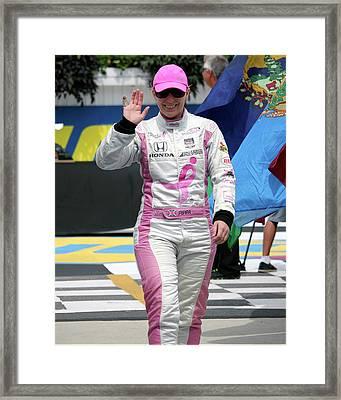 Pippa Mann Framed Print