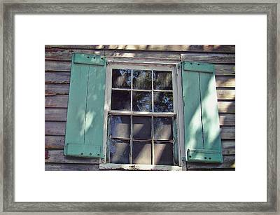 Pirate House Framed Print by JAMART Photography