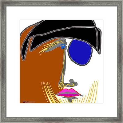 Pirate Framed Print