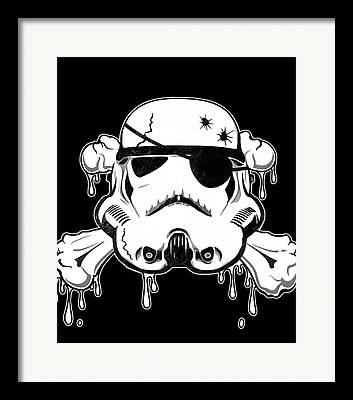 Helmets Framed Prints