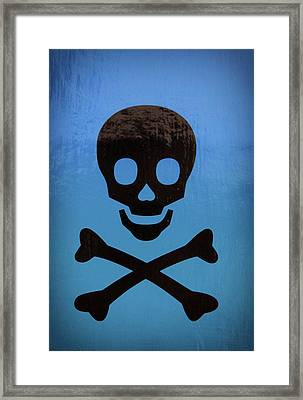 Pirates Life For Me  Framed Print by Martin Newman