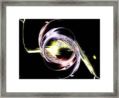 Pirouette Framed Print by Tim Allen
