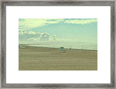 Pismo Perfection Framed Print by JAMART Photography