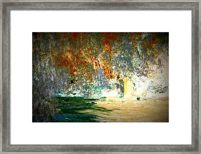 Pissarro's Garden Framed Print