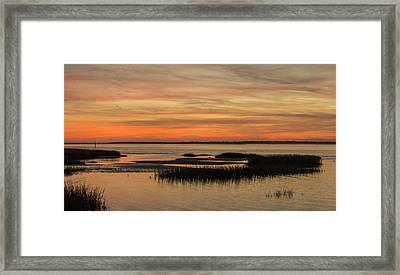 Framed Print featuring the photograph Pitt Street Sunset 2017 19 by Jim Dollar