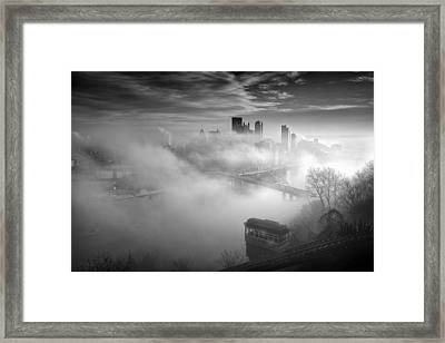 Pittsburgh Architecture 72  Framed Print by Emmanuel Panagiotakis