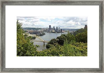 Pittsburgh Series 2  Framed Print