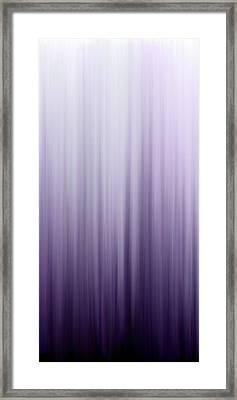 Pixel Sorting 3 Framed Print by Chris Butler
