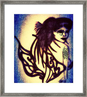 Pixie Framed Print by M Images Fine Art Photography and Artwork