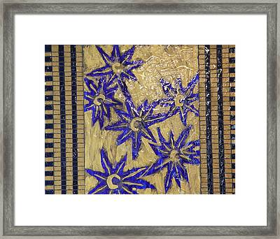 Pizati Framed Print by Tracy Fetter