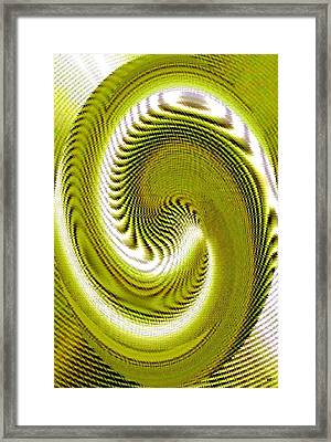 Pizzazz 28 Framed Print by Will Borden