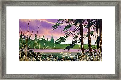 Place Of Dreams Framed Print by James Williamson