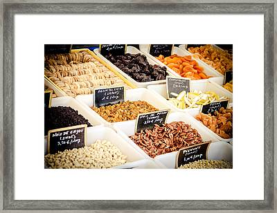 Framed Print featuring the photograph Plain Nutty by Jason Smith