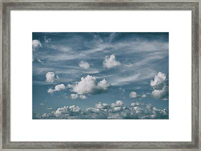 Plain Sailing Framed Print by Tom Druin
