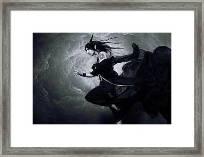 Planewalker Framed Print