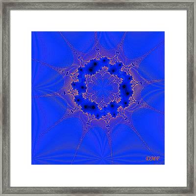 Plankton 3 Framed Print