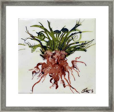 Plant Life 1 Framed Print