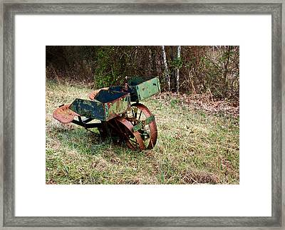 Planter Framed Print