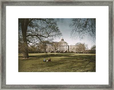 Plate 8 X 10 Framed Print by Charles Martin