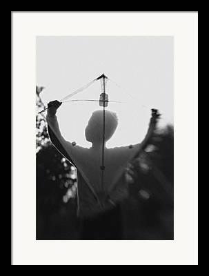 Kites Framed Prints