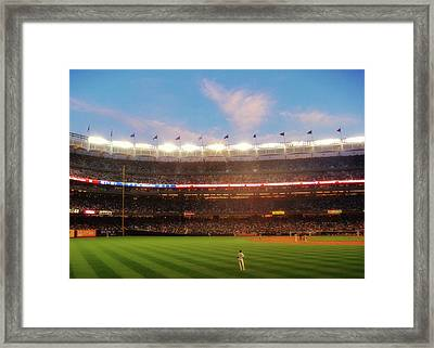 Play Ball Framed Print by JAMART Photography