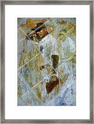 Play Ball Framed Print by James Robinson