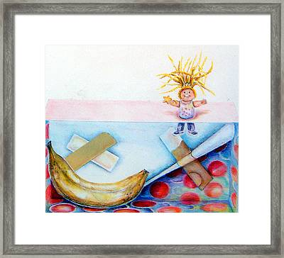 Play Day Framed Print