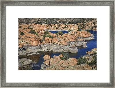 Play - Doh Framed Print by Donna Kennedy