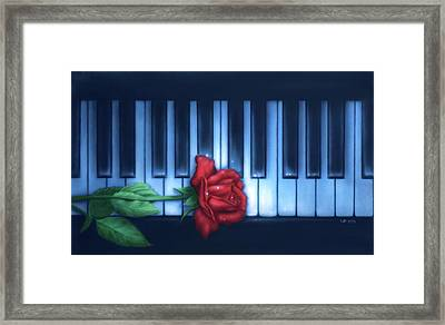 Play It Again Sam Framed Print