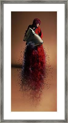 Play It Again Framed Print by Nichola Denny