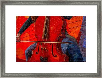 Play It Framed Print