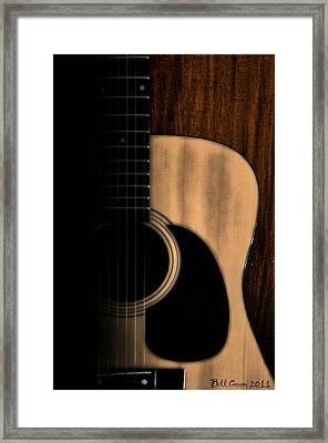Play Me Framed Print by Bill Cannon