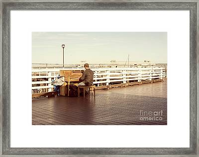 Play Me, I'm Yours Framed Print by Juli Scalzi