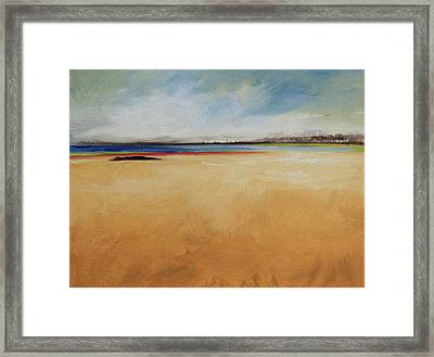 Playa Libre Framed Print
