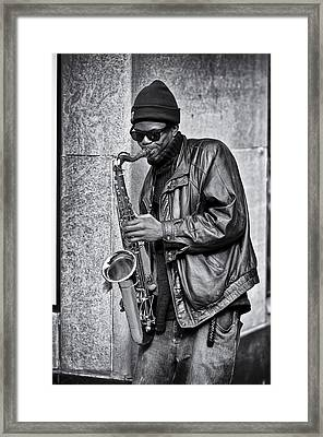 Player 2 Framed Print by James Bull