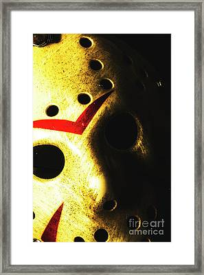 Playing The Intimidator Framed Print by Jorgo Photography - Wall Art Gallery