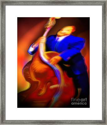 Play'n Left Framed Print