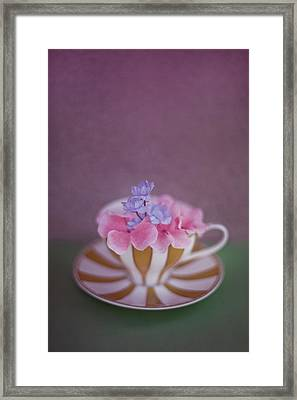 Pleasantries Framed Print