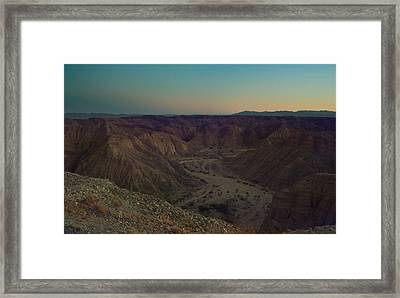 Please Stay Just A Little Bit Longer Framed Print by Laurie Search
