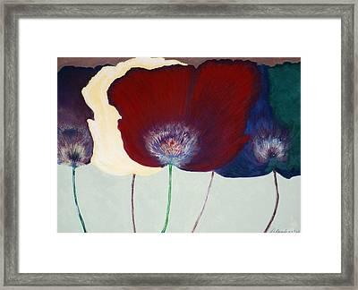 Pleasure Framed Print by Deborah Landers