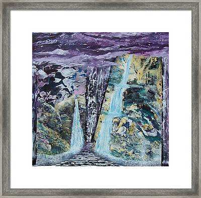 Plein Air Dreams Framed Print by Tony Rodriguez