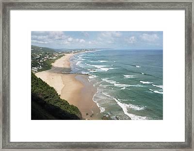 Plettenberg Bay Framed Print by Terence Davis