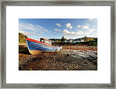 Plockton Framed Print