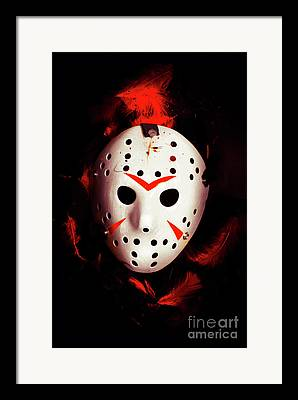 Friday The 13th Framed Prints