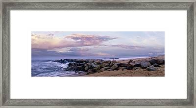 Plum Island 2 Framed Print