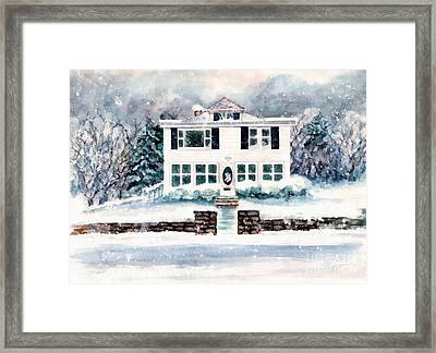 Plym And Proper 2 Framed Print