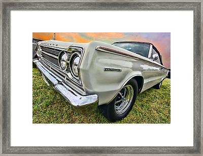 Plymouth Belvedere II  Framed Print