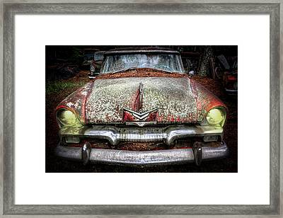 Plymouth Framed Print