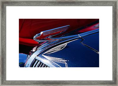Plymouth Framed Print by Gary Brandes